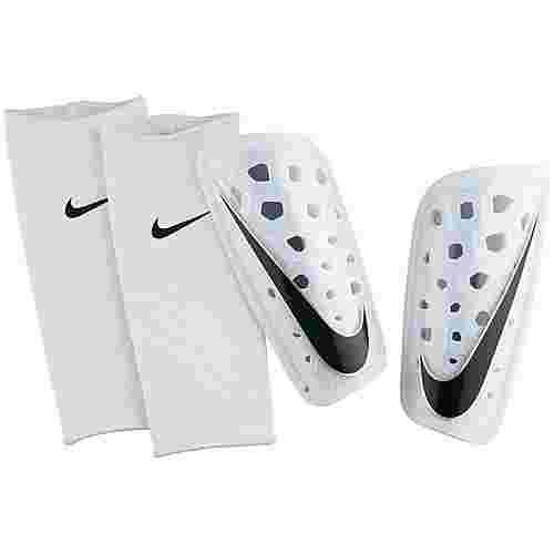 Nike Mercurial Lite Schienbeinschoner white-whiteblack