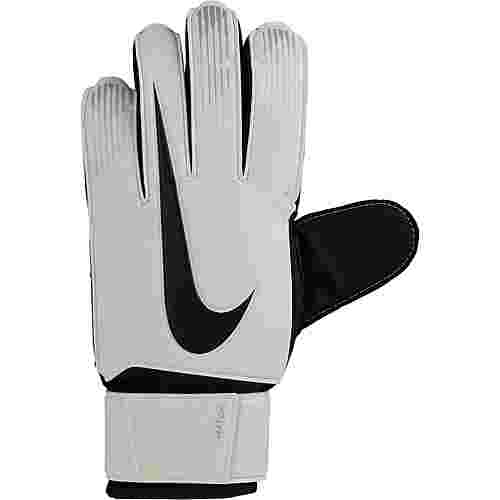 Nike Match Torwarthandschuhe white-black