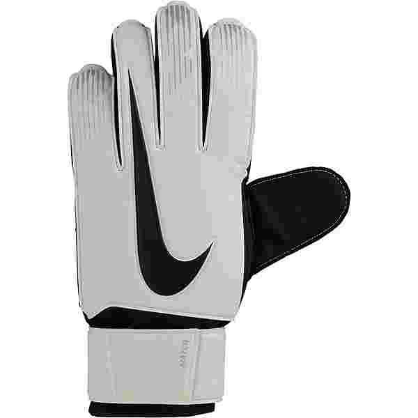 Nike Match Torwarthandschuhe white-black