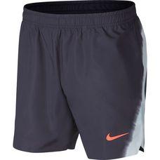 Nike NY Nadal Night FLX Ace Short 7 in Tennisshorts Herren gridiron-pure olatinum