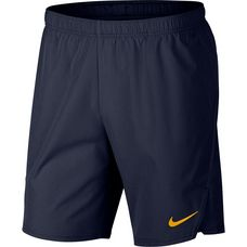 Nike NY Shared FLX Ace Short 9 in Tennisshorts Herren blackened blue