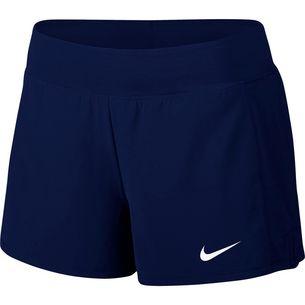 Nike Tennisshorts Damen blue void