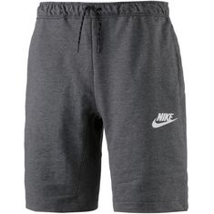 Nike NSW AV15 Sweathose Herren charcoal-heather-black