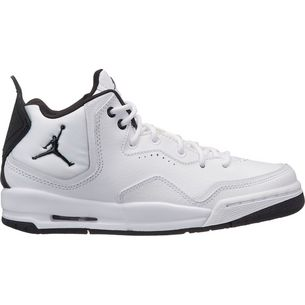 Nike JORDAN COURTSIDE 23 Sneaker Kinder white-black-black