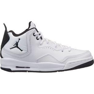 Nike JORDAN COURTSIDE 23 Sneaker Kinder white-black-black
