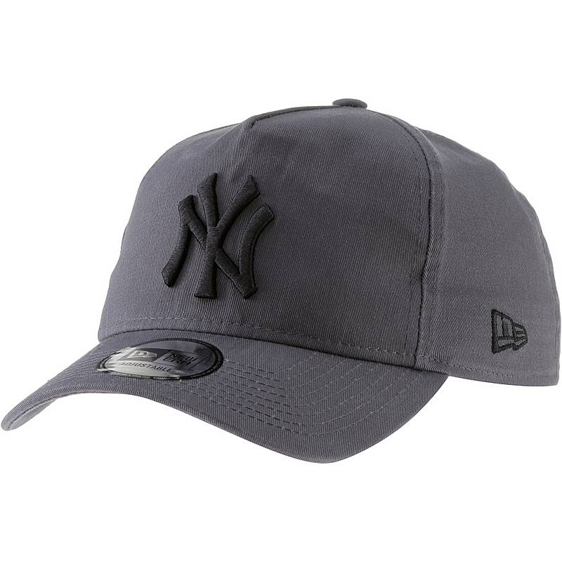 New Era A-FRAME New York Yankees Cap graphite im Online Shop von ...