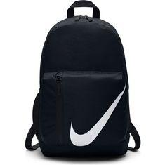 Nike Daypack Kinder black-black-white