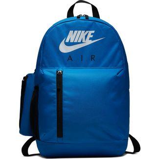 Nike Rucksack Daypack Kinder signal blue-black-white