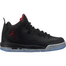 Nike JORDAN COURTSIDE 23 Sneaker Kinder black-gym red-particle grey