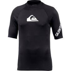 Quiksilver All Time Surf Shirt Herren BLACK