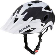 ALPINA ROOTAGE Fahrradhelm white-carbon