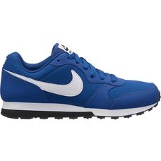 Nike MD RUNNER Sneaker Kinder gym blue-white-black