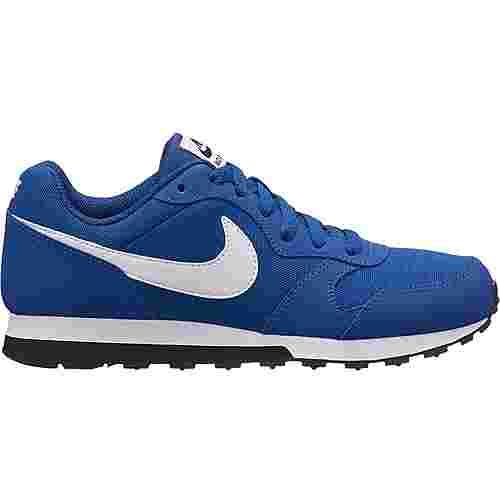Nike MD RUNNER Sneaker Kinder gym blue-white-black