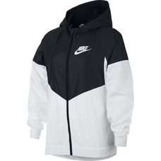 Nike Sweatjacke Kinder black-white-white-white