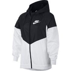 Nike Sweatjacke Kinder black-white-white-white