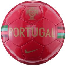 Nike Portugal 2018 Miniball gym red-metallic gold