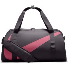 Nike Sporttasche Kinder dark grey-dark grey-pink nebul
