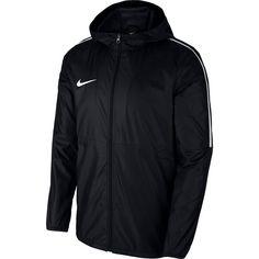 Nike Park 18 Regenjacke Herren black-white-white