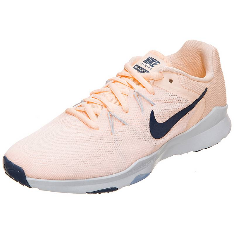 huge inventory b1ca6 c9ed4 NikeAir Zoom Condition TR2 FitnessschuheDamen rosa   blau