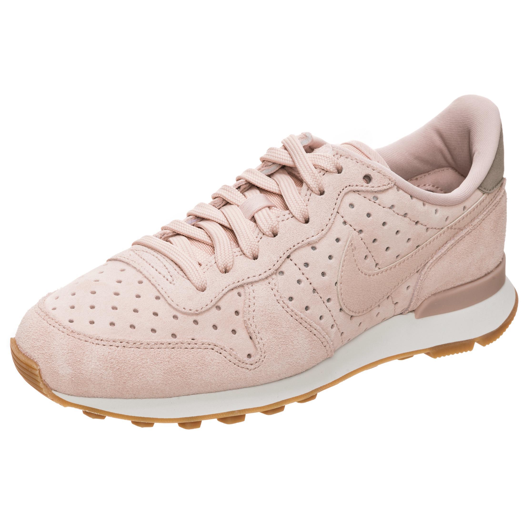 best loved b54c7 320ce Nike Internationalist Premium Sneaker Damen beige / braun im Online Shop  von SportScheck kaufen