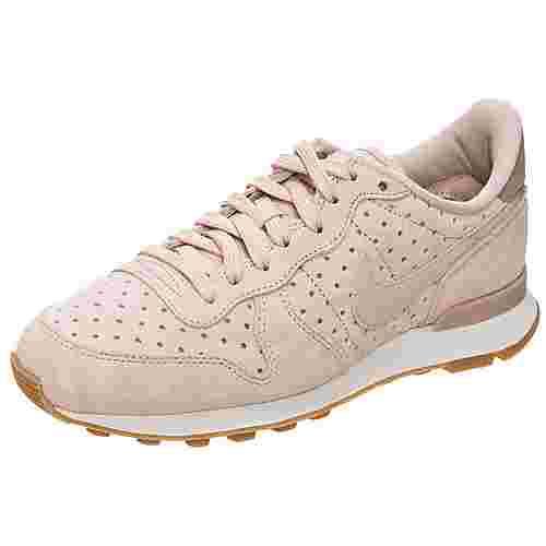 Nike Internationalist Premium Sneaker Damen beige / braun im Online ...
