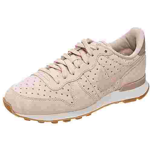 Nike Internationalist Premium Sneaker Damen beige / braun im Online Shop von SportScheck kaufen