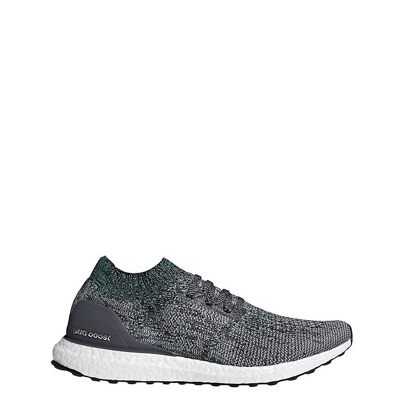 adidasUltraboost Uncaged Schuh  LaufschuheHerren  Grey Two/Grey Five/HiRes Green