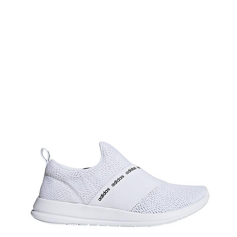 separation shoes 4091f 6c75f adidas Cloudfoam Refine Adapt Sneaker Damen Ftwr WhiteFtwr WhiteGrey One