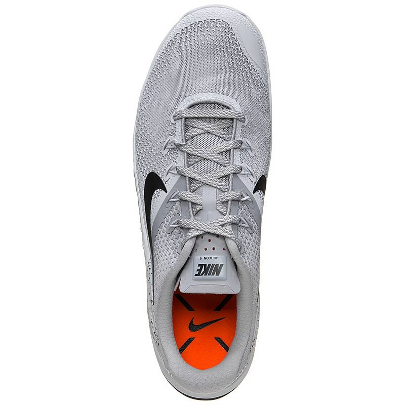 new arrival c6a5f 536c1 Nike Metcon 4 Fitnessschuhe Herren grau  schwarz. Vollbild