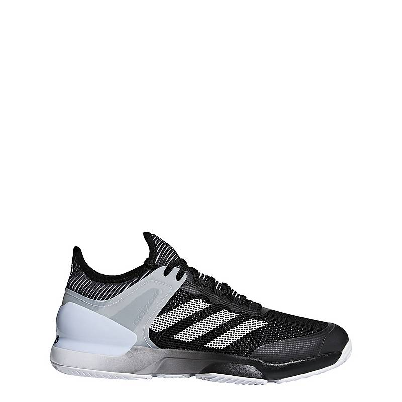 huge selection of 3efa9 81bb6 adidasAdizero 2.0 Clay Schuh MultifunktionsschuheHerren Core Black Ftwr  White Ftwr White