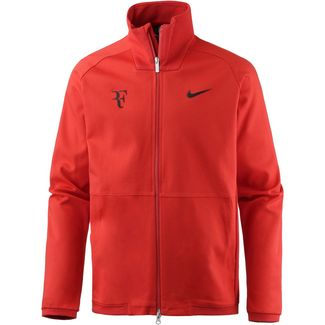Nike RF M NKCT JACKET Trainingsjacke Herren HABANERO RED/DK GREY HEATHER/GYM RED/(BLACK)