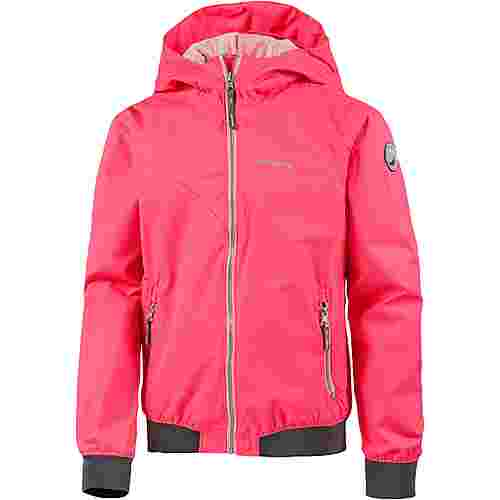 ICEPEAK TETTA Funktionsjacke Kinder hot-pink