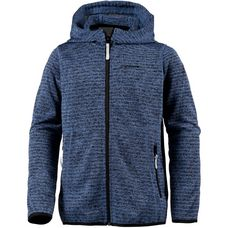 ICEPEAK SIMO Strickfleece Kinder navy-blue