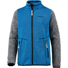 ICEPEAK TED Strickfleece Kinder royal-blue