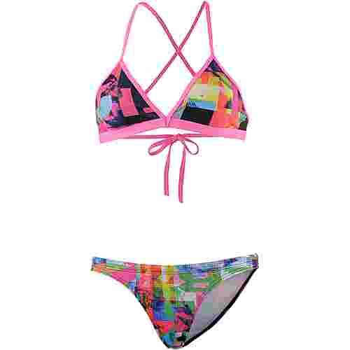 Arena Instinct Bikini Set Damen bunt