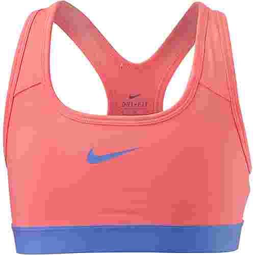 Nike Sport-BH Kinder crimson pulse-royal pulse