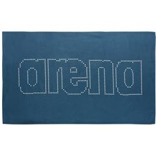 Arena Haiti Badetuch blau