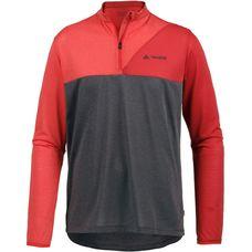 VAUDE Tremalzo Fahrradtrikot Herren energetic red