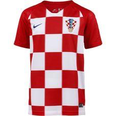 Nike Kroatien 2018 Heim Fußballtrikot Kinder university red-white-deep royal blue