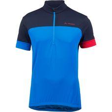 VAUDE Mossano Fahrradtrikot Herren radiate blue