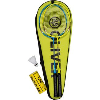 OLIVER Speedpower 850 Badminton Set gelb