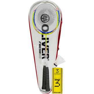 OLIVER Fresh 30 Badminton Set rot