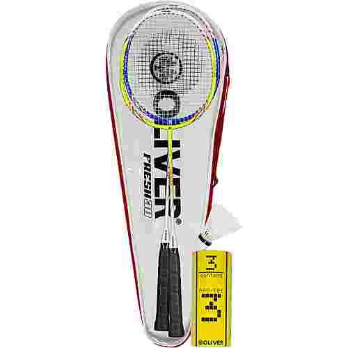 OLIVER Fresh 30 Badminton Set rot
