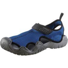 Crocs Swiftwater Sandal Wasserschuhe Herren blue jean/slate grey