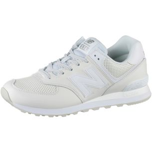 NEW BALANCE ML574 Sneaker Herren white