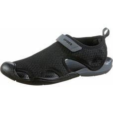 Crocs Swiftwater Mesh Wasserschuhe Damen black