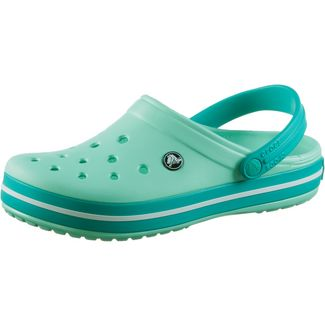 Crocs Crocband Badelatschen new mint/tropical teal