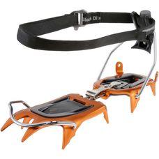Black Diamond Neve Pro Steigeisen schwarz/orange