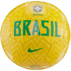Nike Brasilien 2018 Miniball samba gold-lucky green soar