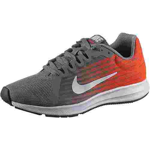 Nike DOWNSHIFTER Fitnessschuhe Kinder cool grey-white-hyper crimson-dk grey-black